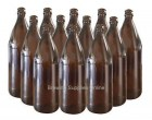 Crown Seal Beer Bottles 750ml