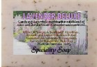 Specialty Soap Shop Lavender Deluxe Soap